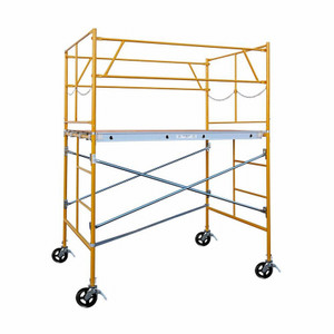 5' Rolling Scaffold Tower Rental Starting At: