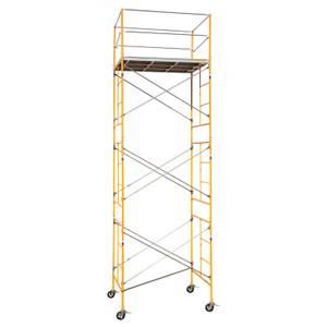 15' Rolling Scaffold Tower Rental Starting At: