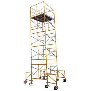 20' Rolling Scaffold Tower Rental Starting At: