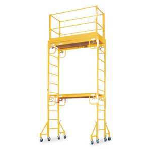 12' Indoor Multipurpose Scaffold Rental Starting At:
