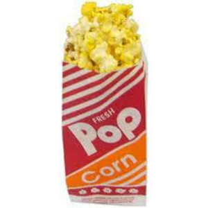 Gold Medal 1oz Popcorn Bag (Pack of 100)