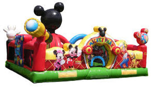 Mickey Park Playland Toddler Combo Rental Starting At: