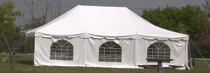 7' x 30' Cathedral Tent Sidewall