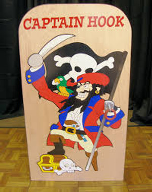 Captain Hook Tabletop Carnival Game 1