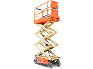 19' Electric Scissor Lift Rental Starting At: