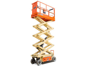 26' Electric Scissor Lift Rental Starting At: