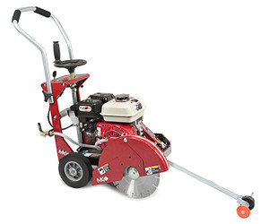 "14"" Gas Walk Behind Road Saw (Blade NOT Included) Rental Starting At:"