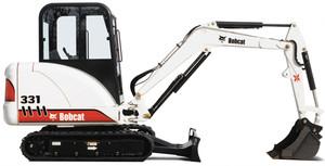 Medium Excavator Rental Starting At: