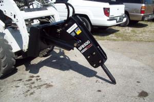 Skid Steer 200 lb. Breaker Attachment Rental Starting At: