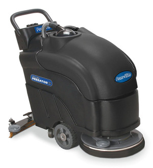"""17"""" Walk Behind Automatic Scrubber Rental Starting At:"""