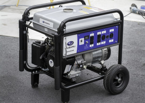 5000-6500 Watt Portable Gasoline Generator Rental Starting At: