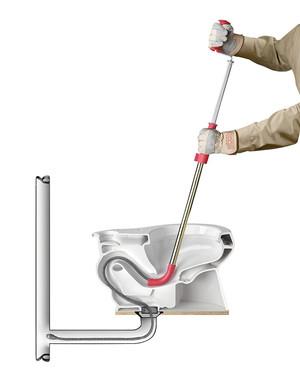 3' Manual Toilet Snake Rental Starting At: