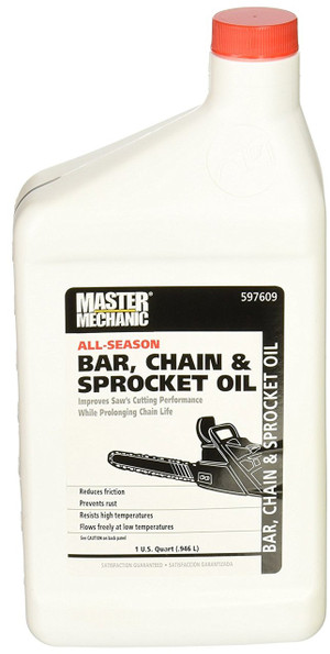 Quart Bar & Chain Oil