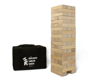 Giant Tumbling Timbers Jenga Game Rental Starting At: