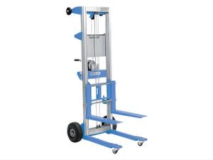 12' Material Lift 350 lb Cap. Rental Starting At: