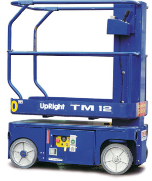12' Electric Scissor Lift Rental Starting At: