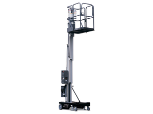12' Push Around Vertical Mast Lift Rental Starting At: