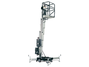 30' Push Around Vertical Mast Lift Rental Starting At: