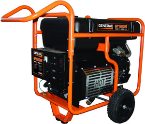 15,000 Watt Portable Gasoline Generator Rental Starting At:
