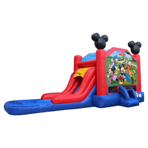 Mickey & Friends Wet / Dry Combo Rental Starting At:
