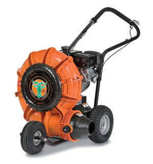 Billy Goat 9HP Walk Behind Wheeled Blower