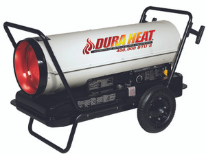 Duraheat 400K BTU Kerosene Forced Air Heater