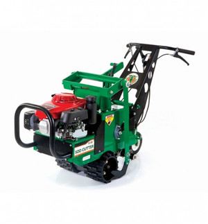 Billy Goat 18in Hydro-Drive Sod Cutter Right Side Angle