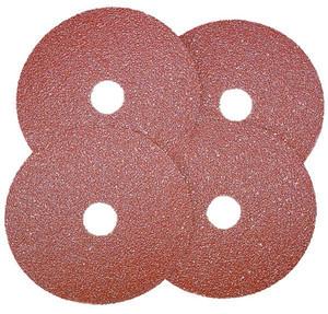 "4-1/2""x7/8"" 80 Grit Resin Fiberglass Sanding Disc"
