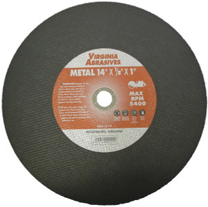 "14""X1/8""X1"" Metal Cutoff Wheel"