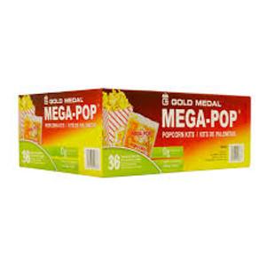 Gold Medal 36Ct 6oz. Popcorn Kit (Case)