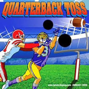 Quarterback Toss Frame Game 2