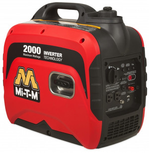 2000 Watt Inverter Generator Rental Starting At: