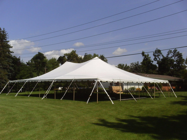 40 x 80 Sectional Canopy Pole Tent