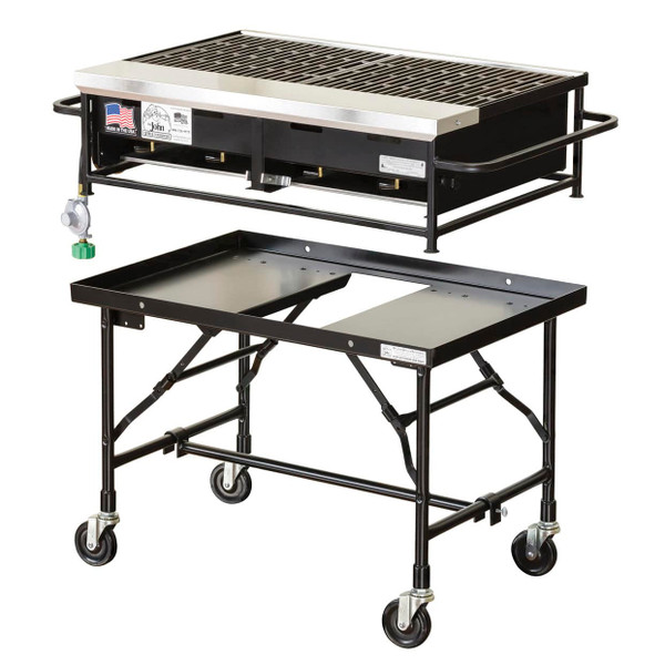 """24"""" x 30"""" Portable Propane Gas Grill Rental Starting At:"""