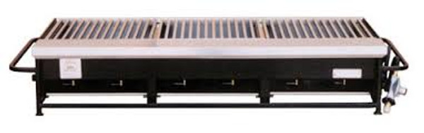 "24"" x 48"" Portable Propane Gas Grill Without Stand"