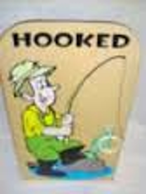 Hooked Tabletop Carnival Game Rental Starting At:
