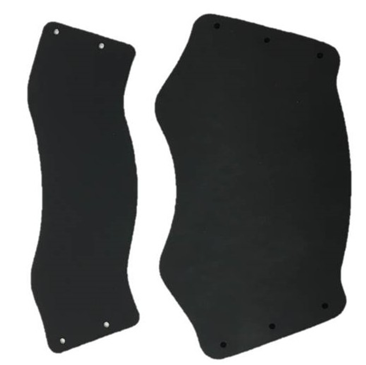 Wiley Rear Toe Rubber & Overlay