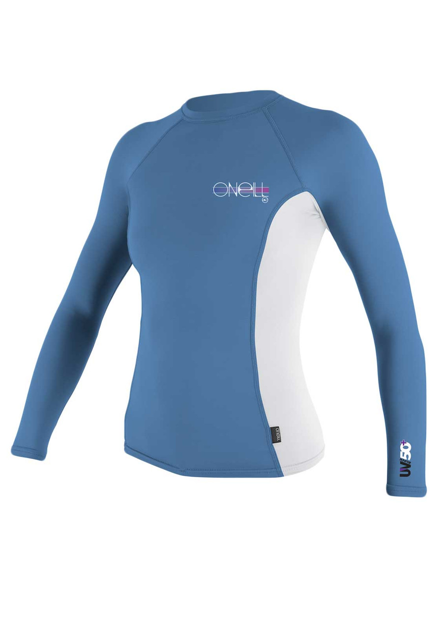 O'NEILL Women's Long Sleeve  Skin