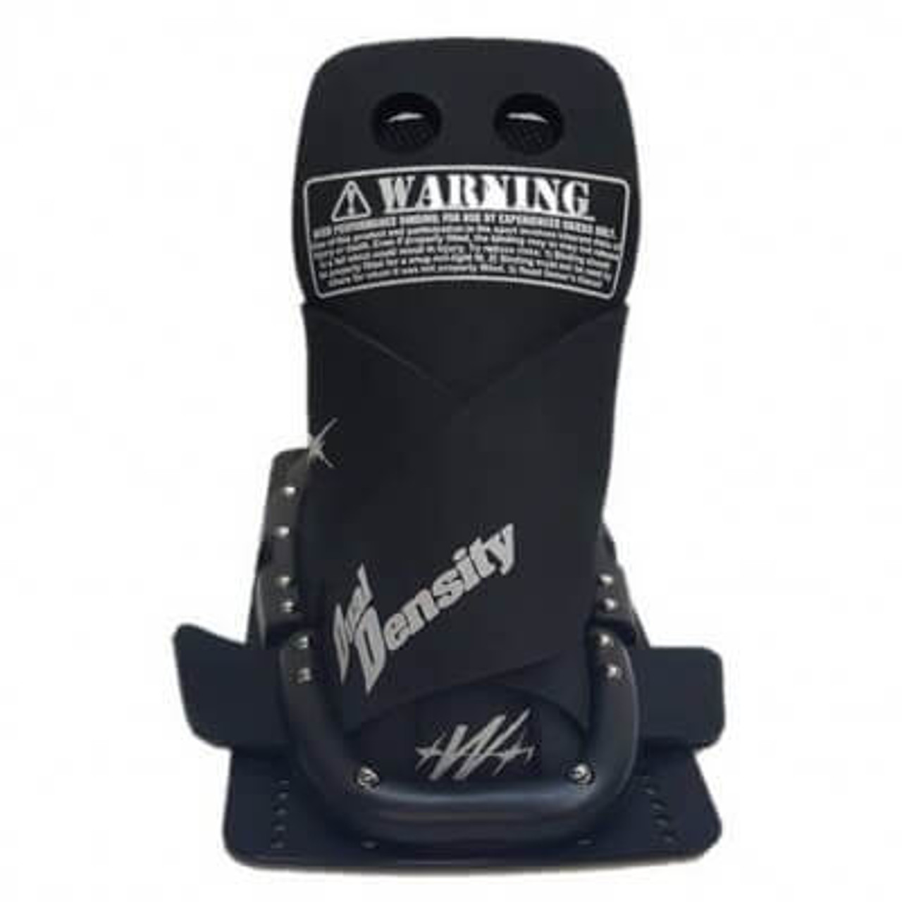 Wiley's Hardcore Front High Wrap with Lateral Ankle Supports