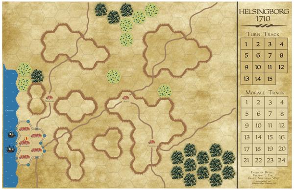 Fields of Battle: Vol I: Great Northern War