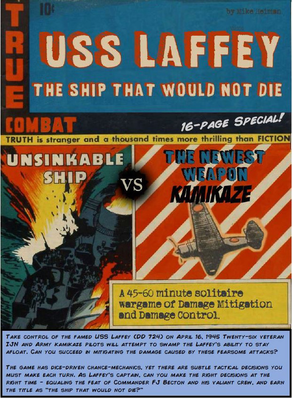 USS Laffey: The Ship That Would Not Die