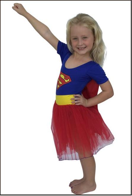 21983 Supergirl Costume