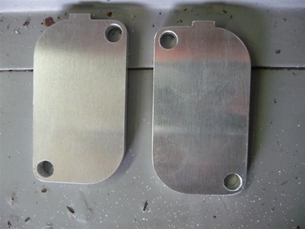 ADVmachines™ KTM SAS Blank Plate