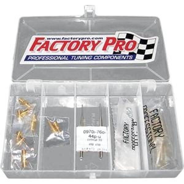 FactoryPro Jetting Kit