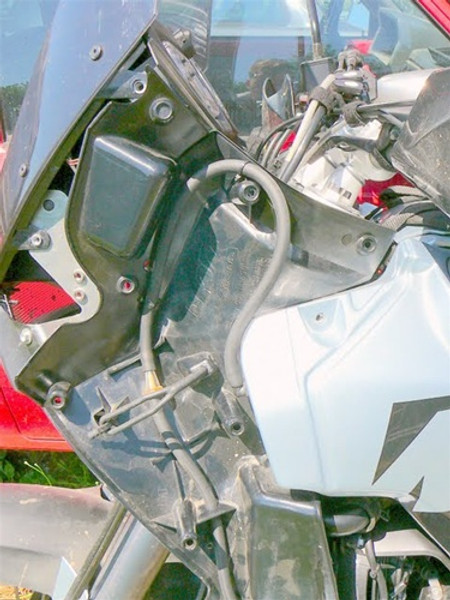 ADV tank venting