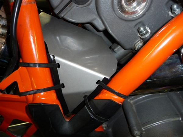 ADVmachines Mid Heat Shield