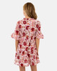 Maria Dress in India Spice Floral
