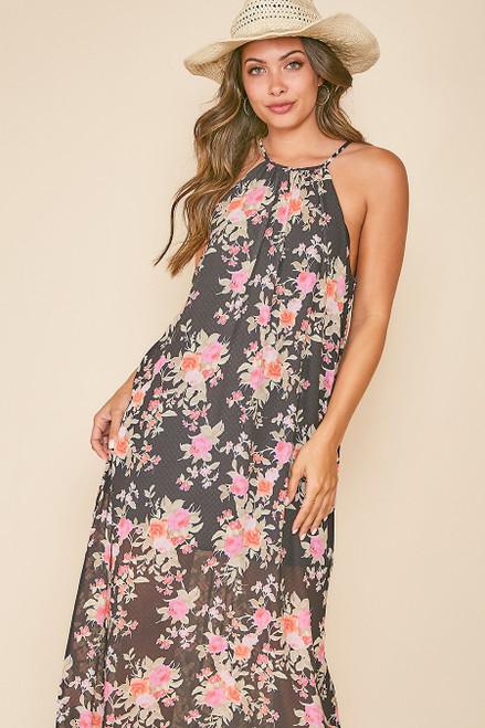 Garden Love Maxi Dress