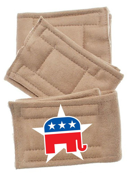 Peter Pads Size Lg Republican 3 Pack