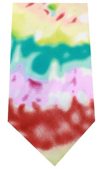 Plain Patterned Bandana Tie Dye